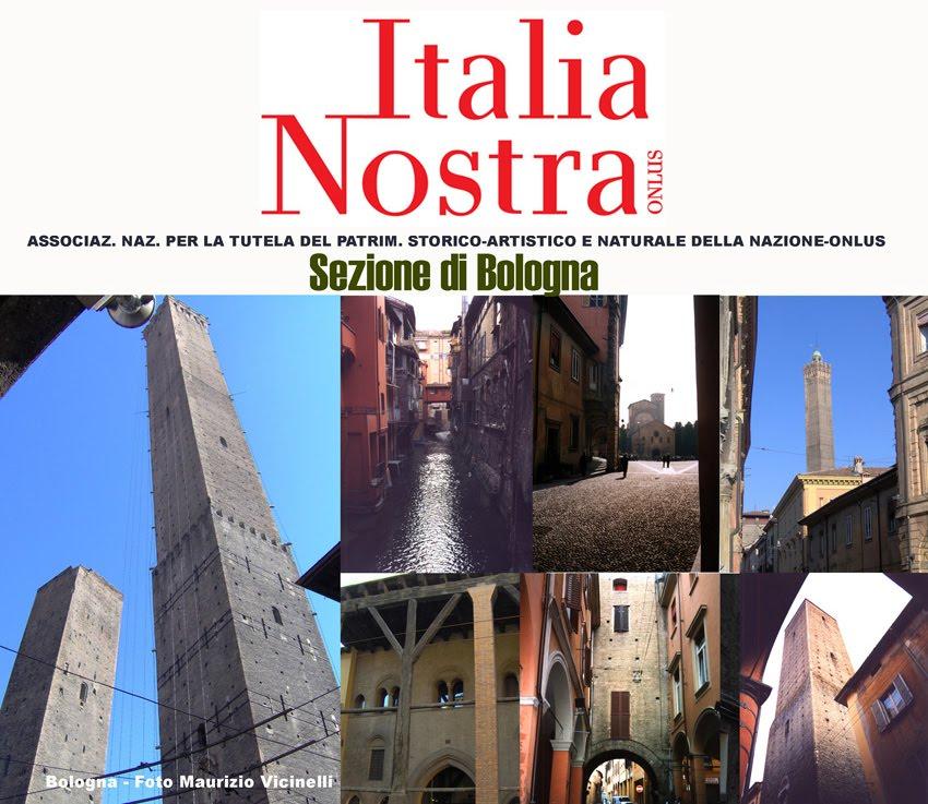 ITALIA NOSTRA BOLOGNA HOME PAGE