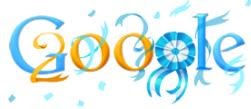 Bicentenario de Argentina logo de Google