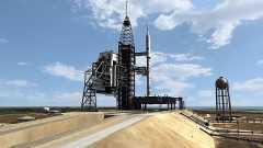 Ares 1-X: NASA retrasa vuelo de Ares 1-X cohete lunar ares-1x nasa ares