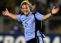 Goles de Uruguay a Sudáfrica goles de Diego Forlán a Sudáfrica mundial 2010