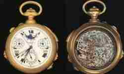 El reloj más caro del mundo Patek Philippe Graves