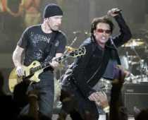 U2 y la NASA crean video para celebrar colaboración