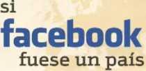 Si Facebook fuera un país (video infografía)