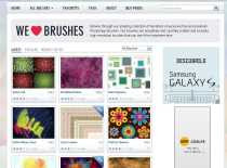 Pinceles para Photoshop BrushLovers, brushes para Photoshop Brushlovers