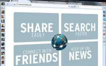 RockMelt navegador web social