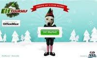 Elf Yourself navidad 2010 en la web