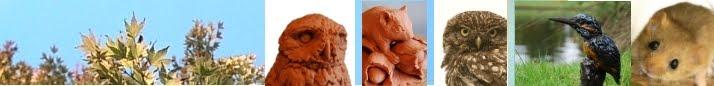 The Greensand Ridge Bronze Sculptures