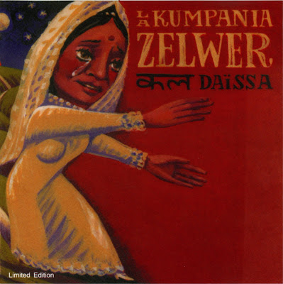 Cover Album of La Kumpania Zelwer - Daissa [2003]