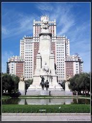 Praça de Espanha - Madri