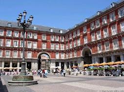 Praça Maior - Madri