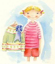 Nobody is really surprised when Nell wins first prize for her sweater, ...