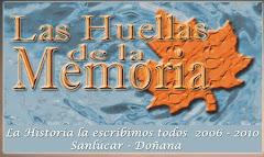 """Logotipo del Programa de Investigación """"Las Huellas de la Memoria"""""""