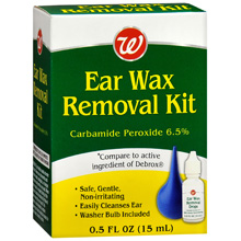 Natural Ear Wax Removal For Babies