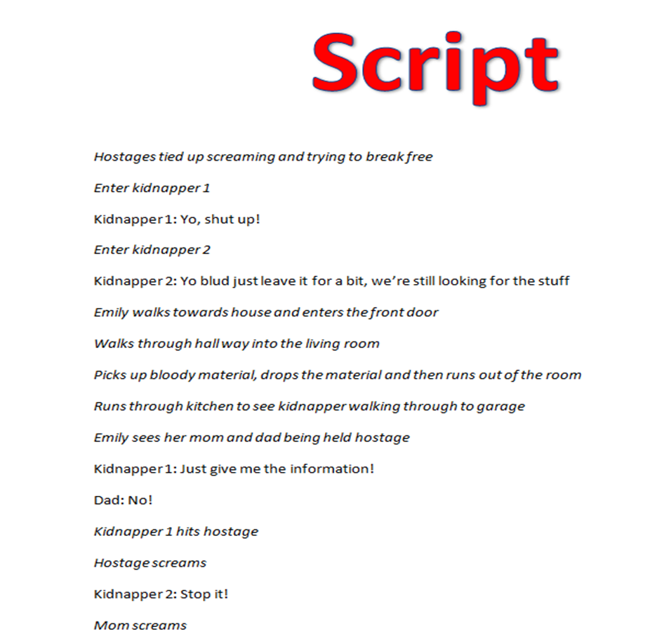Buy speech scripts