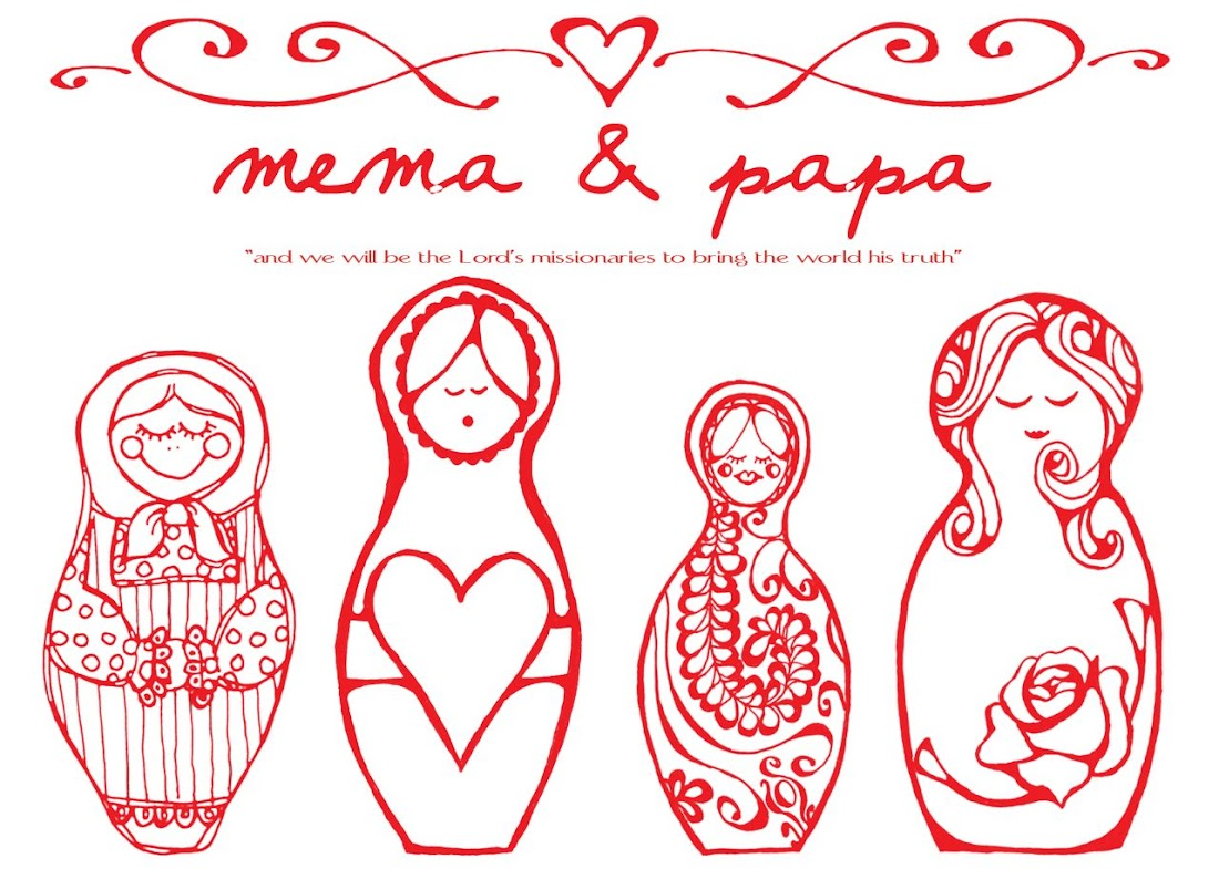 MeMa and PaPa