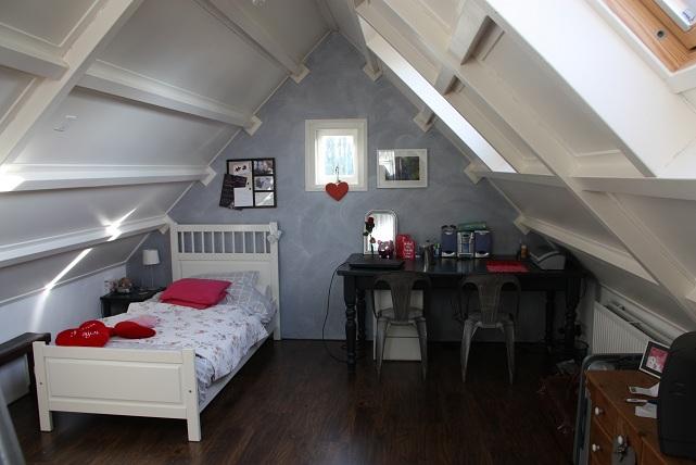 Zolderkamer Inrichten Als Slaapkamer: Zolder inrichten als slaapkamer ...