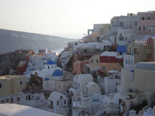 Oia Greece Vacation