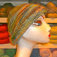 Knit it Flat ~ Hat