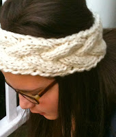 Runway Cabled Headband