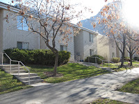 Student housing at BYU.