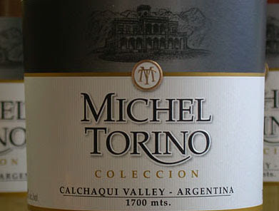 Michel Torino Coleccion Pinot Noir 2007