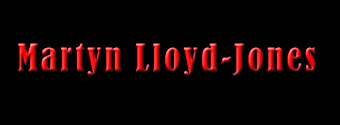 Martyn Lloyd-Jones
