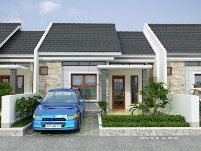 Gambar Renovasi Rumah Type 36