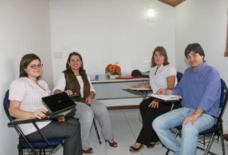 Secretaria de Educação de Búzios recebe técnicas da UNIRIO