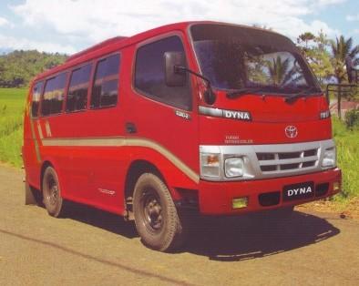 Dyna ST Minibus
