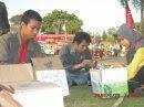 Aksi Solidaritas korban Gempa Jawa Barat