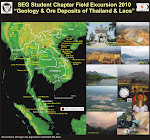 Geology and Ore Deposits of Thailand and Laos