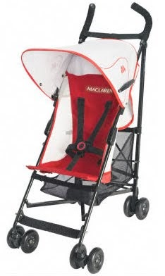Maclaren Stroller Car Seat Adapter Bar