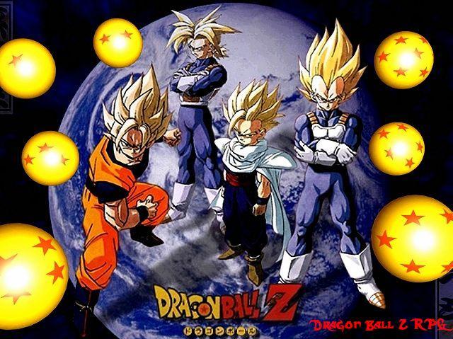 Dragon Ball Z RPG Download