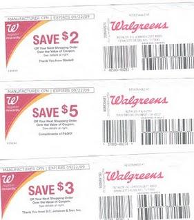Walgreens card coupon code