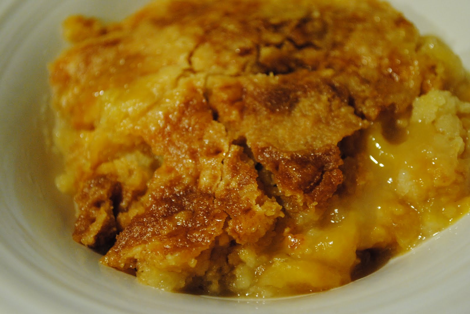 Dairy Free Quot Tried And True Quot Simple Peach Cobbler