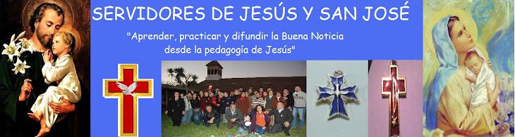 Servidores de Jesus y San Jose