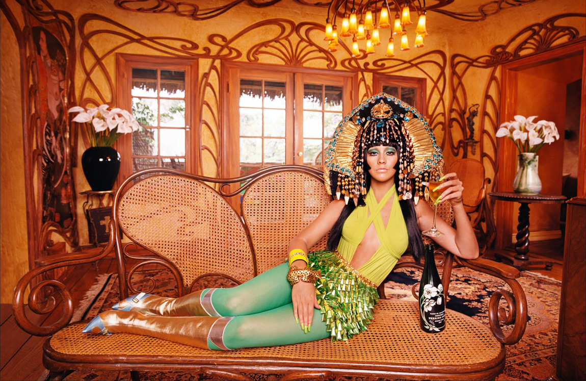 david lachapelle As an exhibition of the photographer and artist's work is set to open tomorrow, we  revisit some of his most iconic moments.