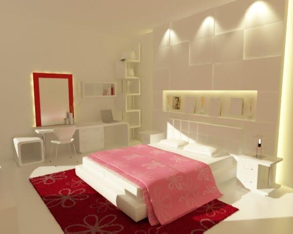 Contoh Desain Interior Apartemen 2 Kamar