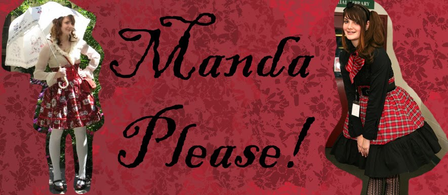 Manda Please!
