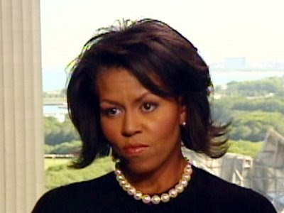michelle obama pictures monkey. Michelle Obama: Arrogant