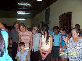 Vidas que se renderam a Jesus na Argentina