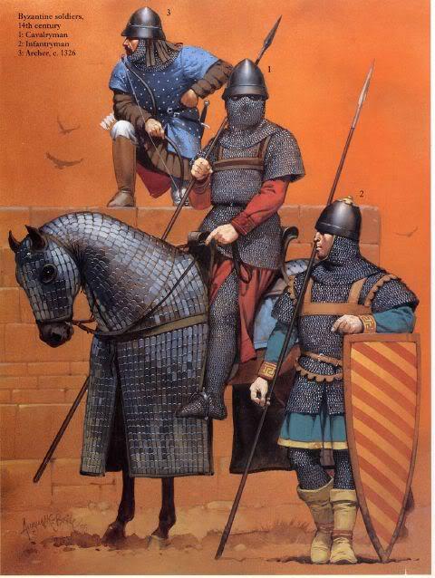 Byzantine Soldier  Deadliest Fiction Wiki  FANDOM