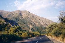 Camino a San Jose de Maipo