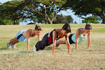 """Be Healthy, Be Fit, Be You!""  - Boot Camp Hawaii"