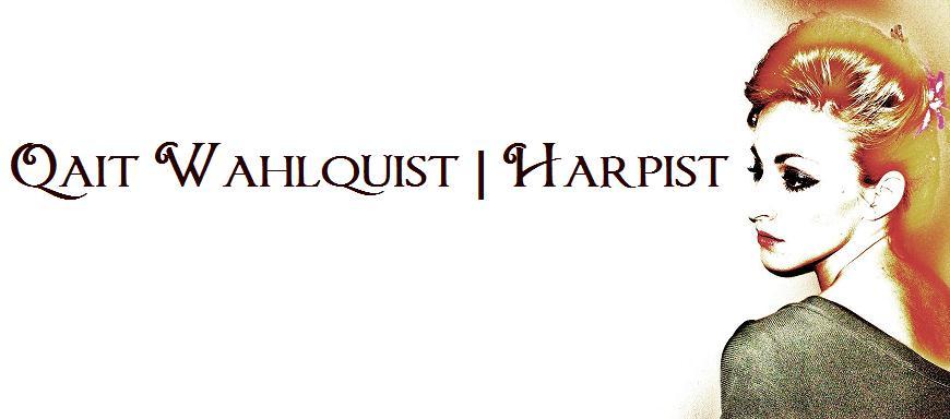Qait Wahlquist | Harpist