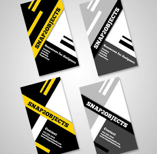 Business+Card+Template+Pack Business Card Design: Useful Tutorials, Source Files and Templates