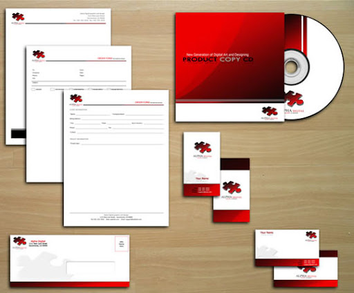 copy+Identity Business Card Design: Useful Tutorials, Source Files and Templates