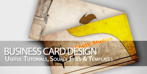 Business+Card+Design+Useful+Tutorials,+Source+Files+and+Templates Business Card Design: Useful Tutorials, Source Files and Templates