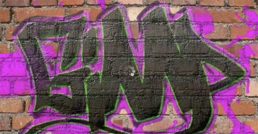 Realistic+Graffiti+on+Brick+Text+in+Gimp 60+ GIMP Video Tutorials To Turn You Into a GIMP Ninja