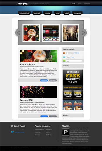 best blogger template wordpress theme blogspot theme free download